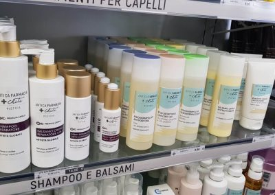 Shampoo e Balsami