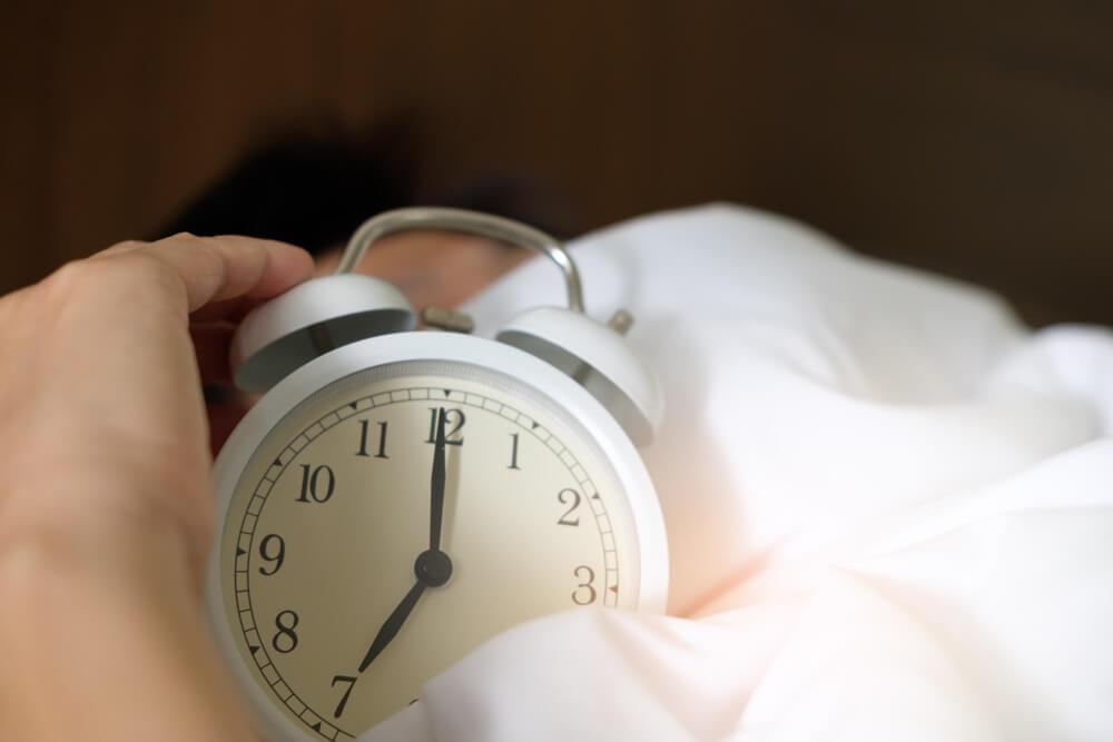Alterazioni del ritmo circadiano