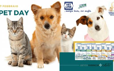 Pet Day 🐾 Promo e Consigli per i nostri amici a 4 zampe