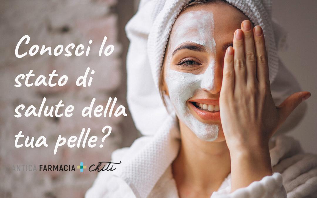 Salute e bellezza: conosci la salute della tua pelle?