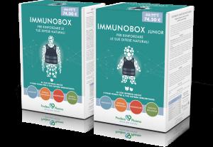 immunobox per preparare il sistema immunitario