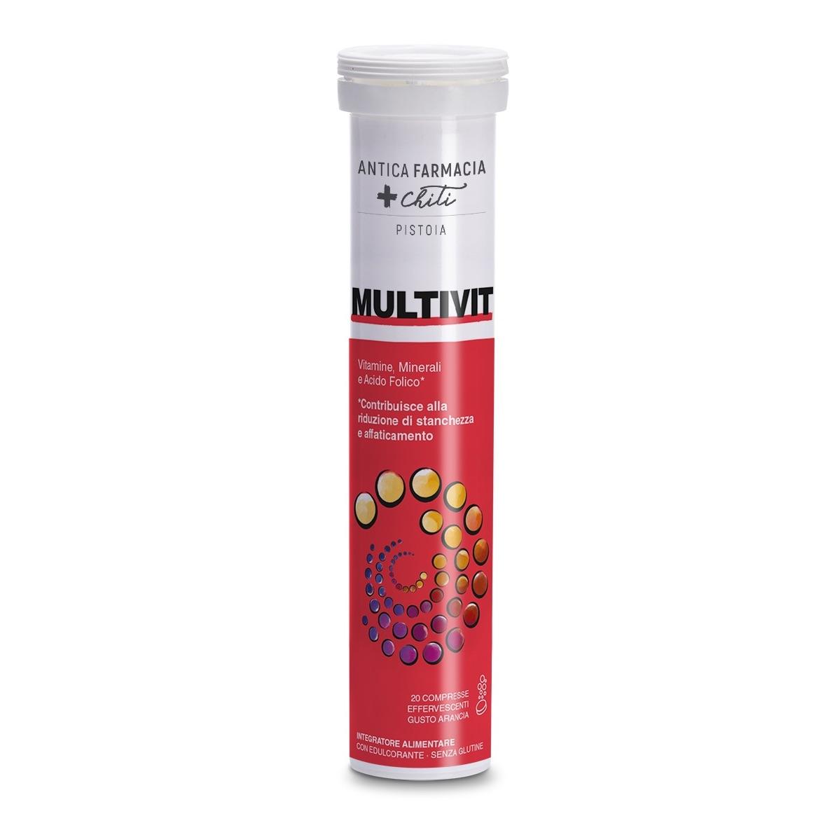 Multivitaminico per aumentare le difese immunitarie