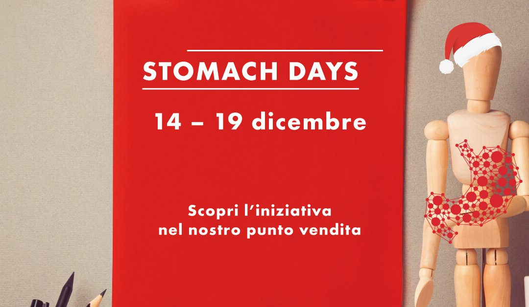 Stomach days pistoia