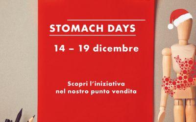 Stomach Days – la settimana in cui stomaco e digestione tornano in equilibrio