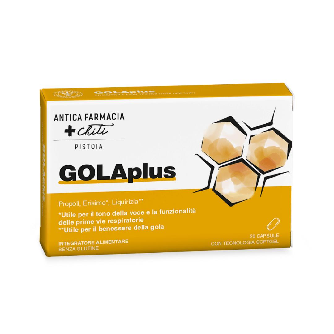 golaplus pistoia