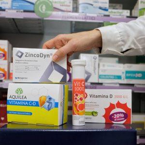 vitamine per sistema immunitario