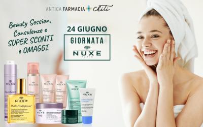 Beauty Day Nuxe – 24 giugno 2021 – Pistoia